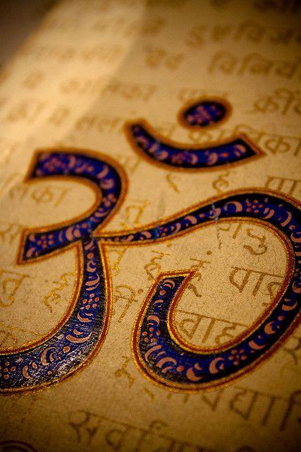 Mantra Om: l'origine di tutte le cose