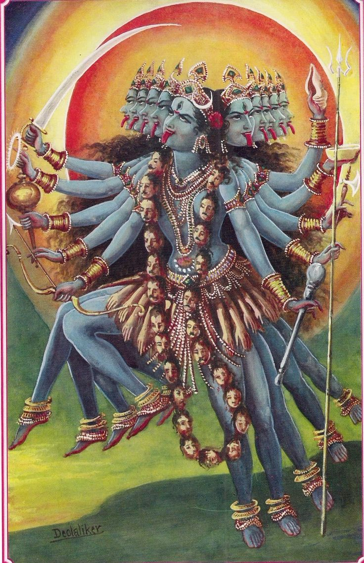Hrim, Klim e Krin: Bijia Mantra associati a Shiva, Kama e Kalì