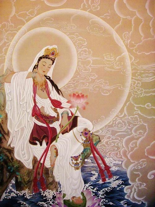Guanyin: miti e leggende