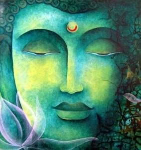 Occhi del Buddha