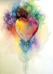 Jataka La regina regalata cuore