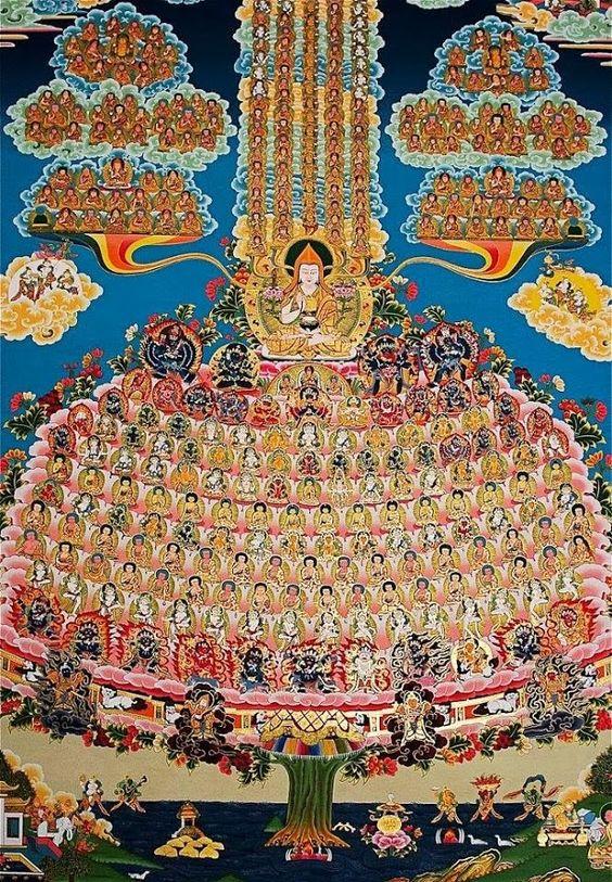I 14 Dalai Lama dal IV secolo ad oggi: brevi profili biografici