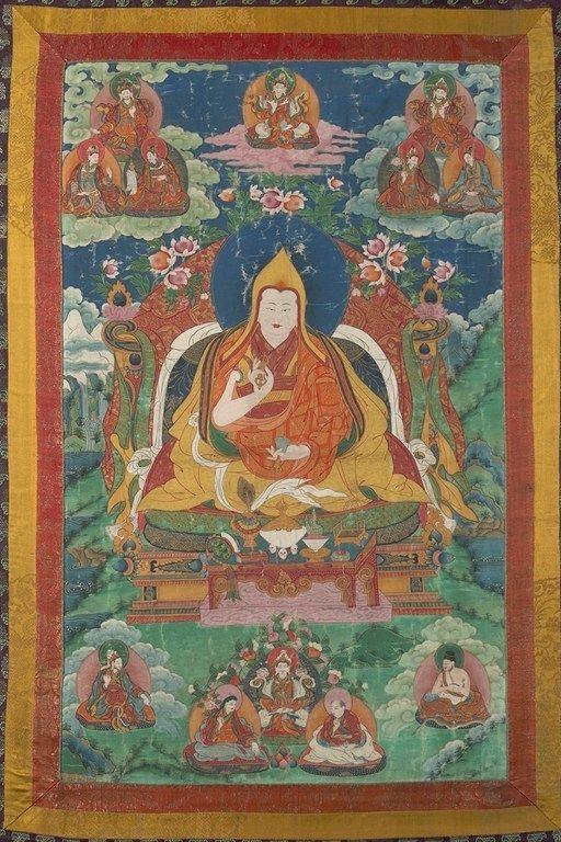 Dalai Lamato - Sonam Gyatso