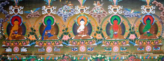 l Buddha Primordiale e i Buddha Cosmici - Buddha Cosmici