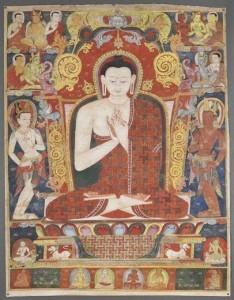 Il Buddha Primordiale e i Buddha Cosmici - Vairocana