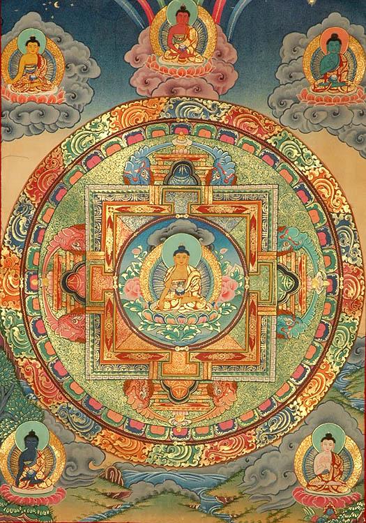 Il Buddha Primordiale e i Buddha Cosmici