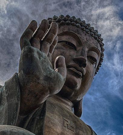 Mudra nelle raffigurazioni del Buddha