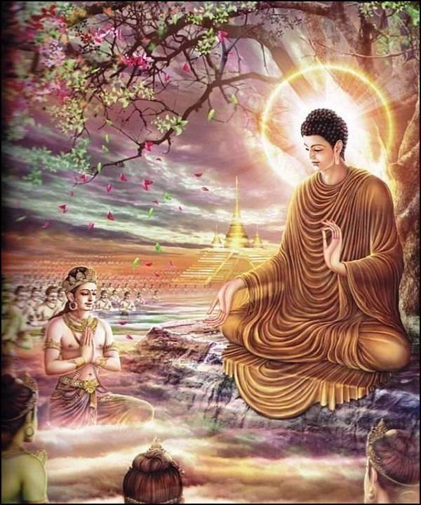 Buddha Sakyamuni o Buddha storico