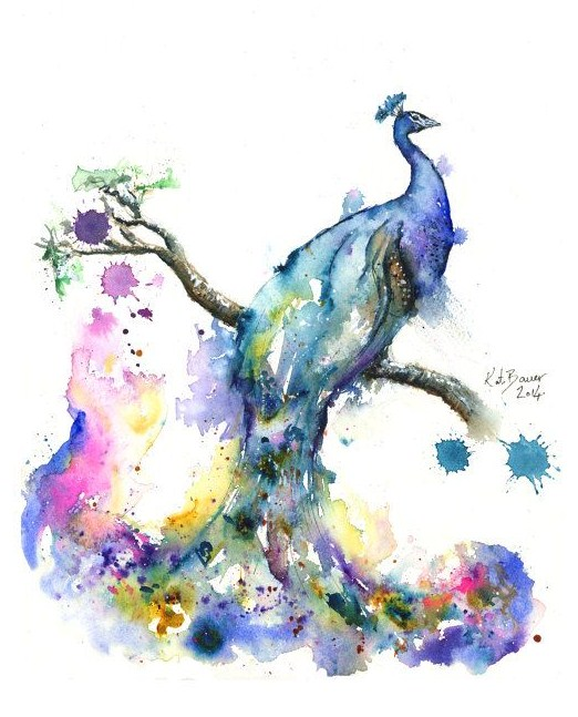 Jataka – Il pavone danzante