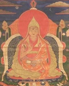Gendun Drup - 1° Dalai Lama