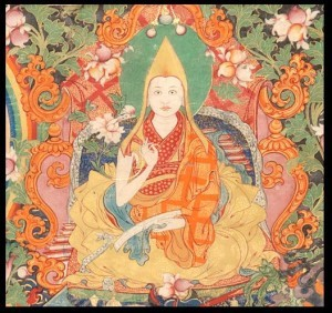 Lungtok Gyatso, il 9° Dalai Lama