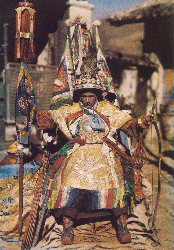 Dalai Lamato - Oracolo di Nechung