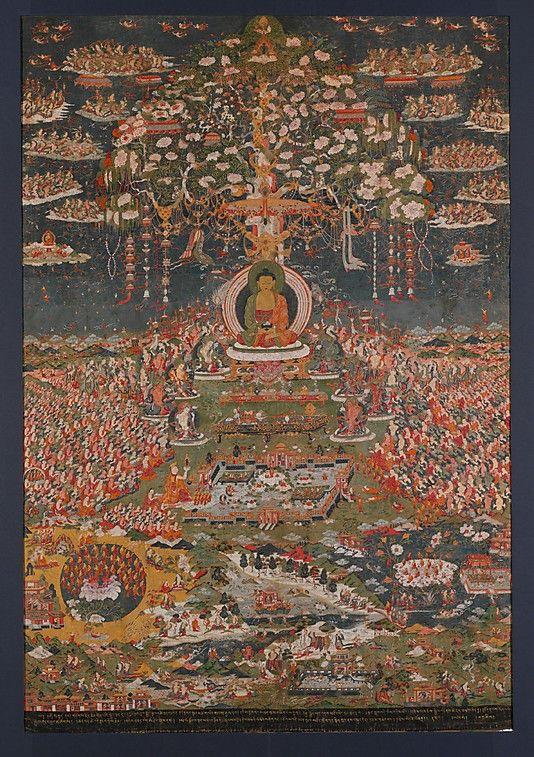 Amitabha il Buddha della Terra Pura - la Terra Pura