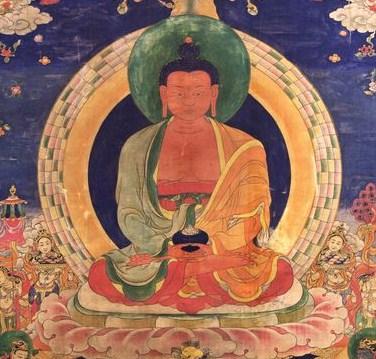 Amitabha, il Buddha della Terra Pura